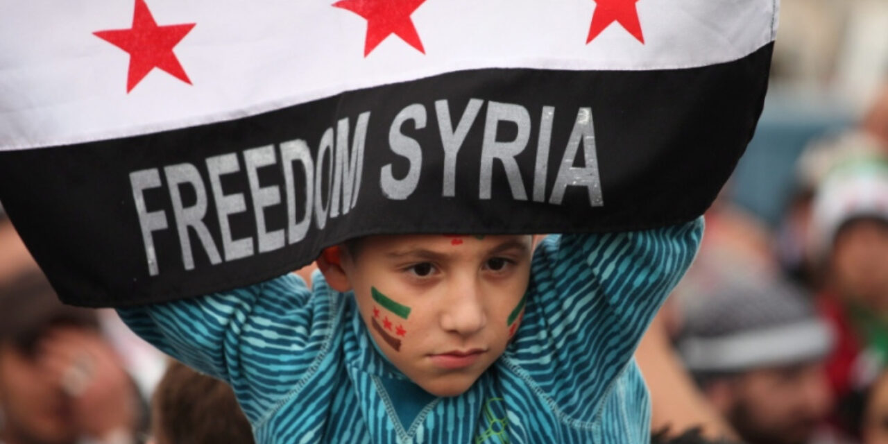 Notes on the Syrian Revolution