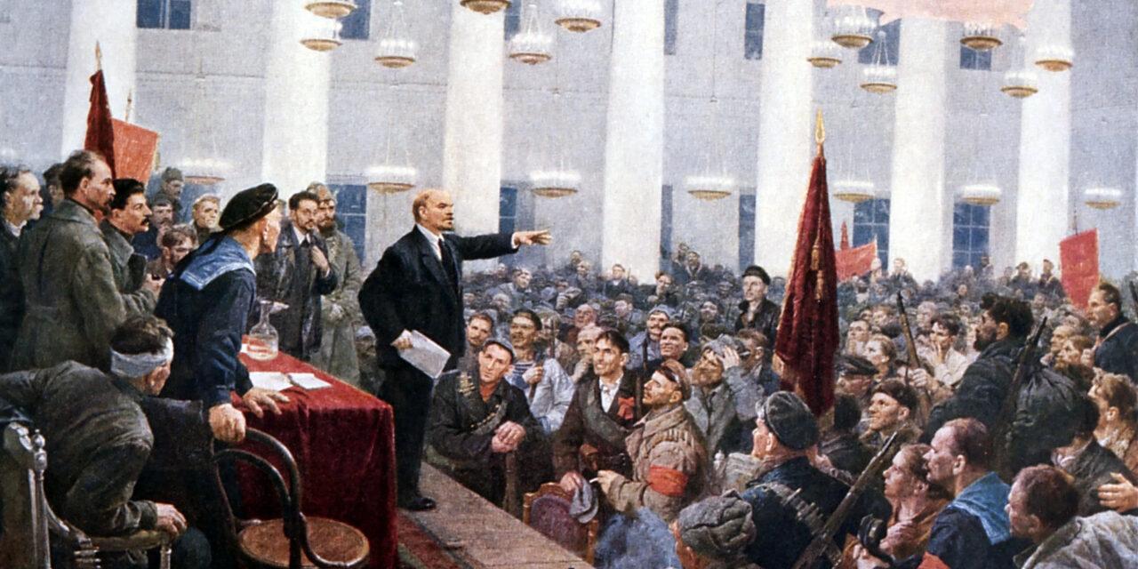 The Russian Revolution, Part 3