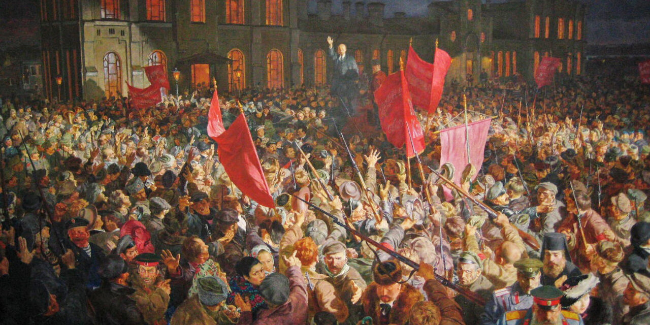 The Russian Revolution, Part 2